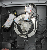 X-Ray diffraction at DECHEMA-Forschungsinstitut